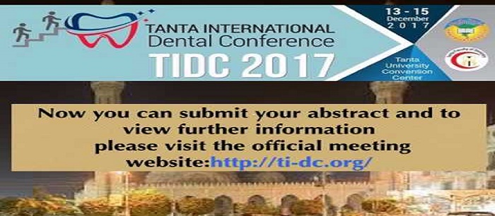 ?????? ?????? ?????? ???? ?????? ??? ??????? TANTA INTERNATIONAL DENTAL CONFERENCEhttp://ti-dc.org   /