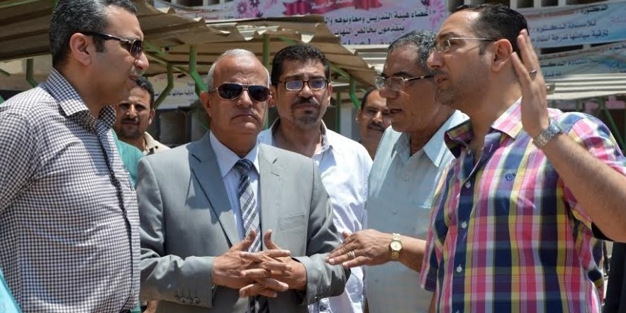 Tanta University President Inspects Faculties of Education and Specific Education