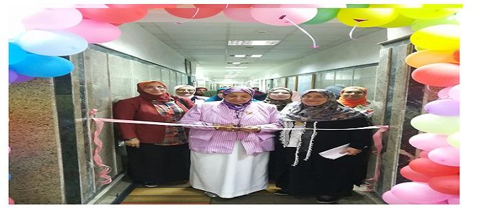 فعاليات إحتفال تمريض طنطا باليوم العالمي للتمريض