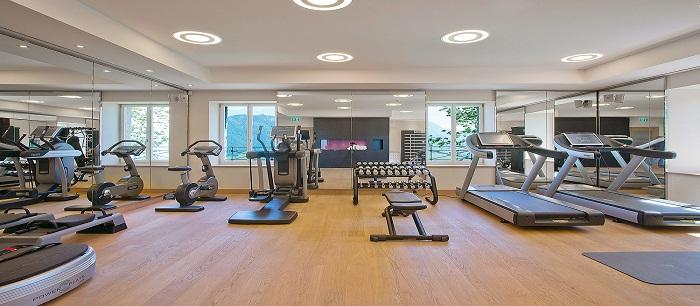 بدء تفعيل صالة اللياقة البدنية بكلية التربية الرياضية