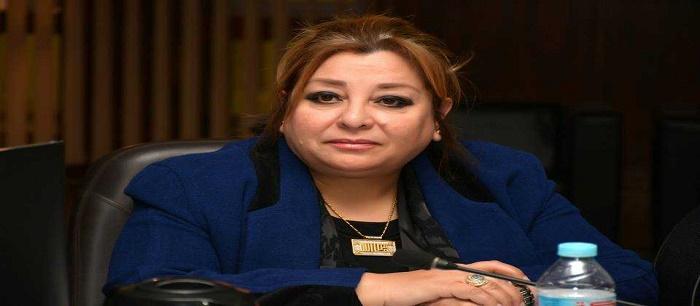 الدكتورة عزة شوقى عبدالعزيز الوسيمي عميداً لكلية التربية الرياضية